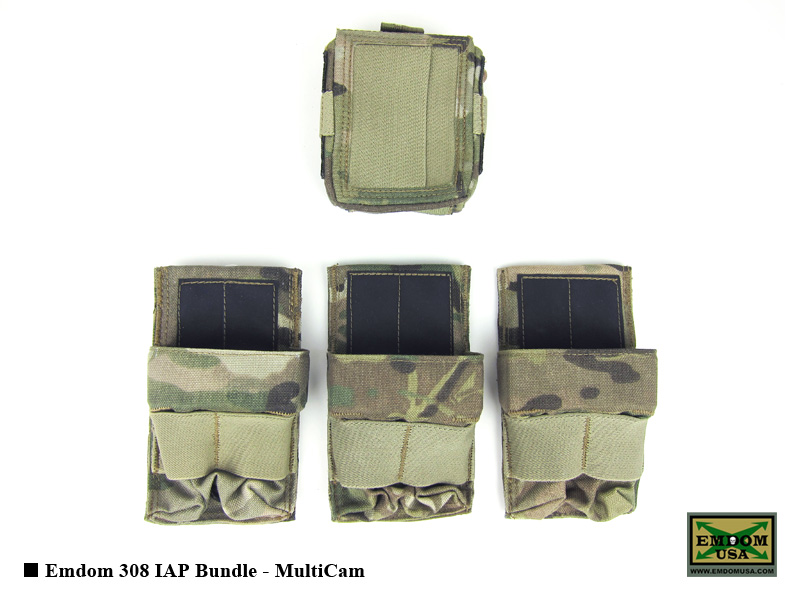 Emdom 308 IAP Bundle (MultiCam)