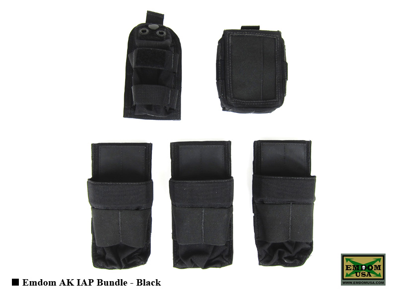 Emdom AK IAP Bundle (Black)