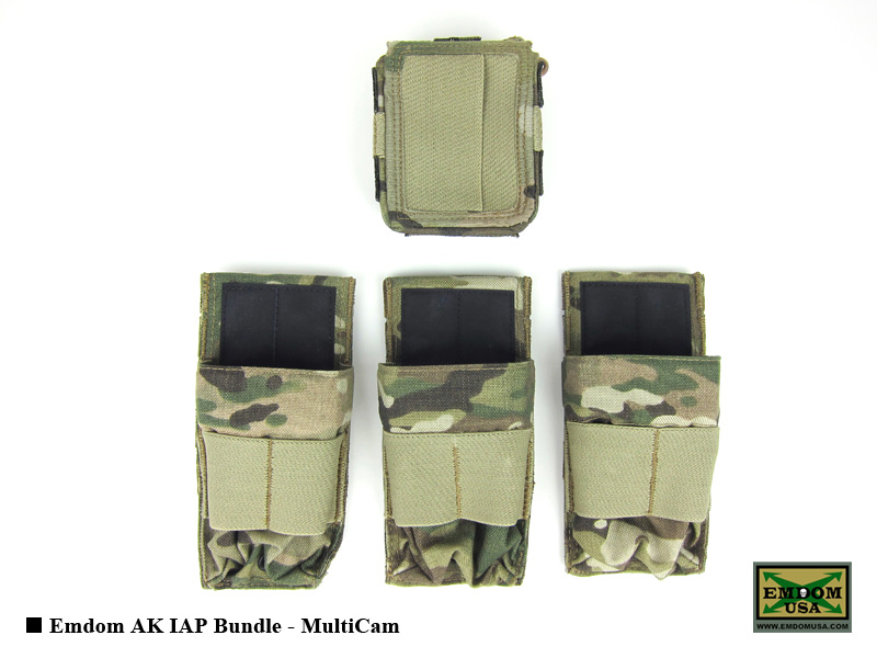 Emdom AK IAP Bundle (MultiCam)